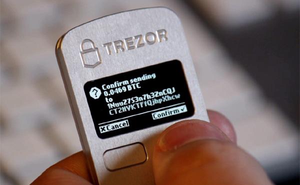 trezor CryptoXtrade