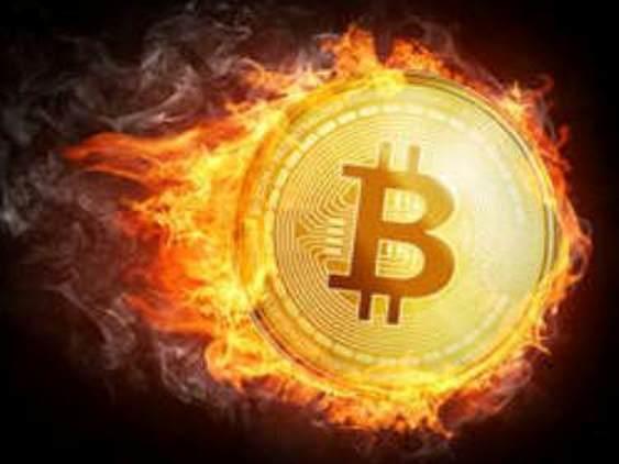 bitcoin hot