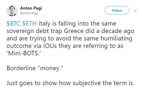 italy currency crisis, euro