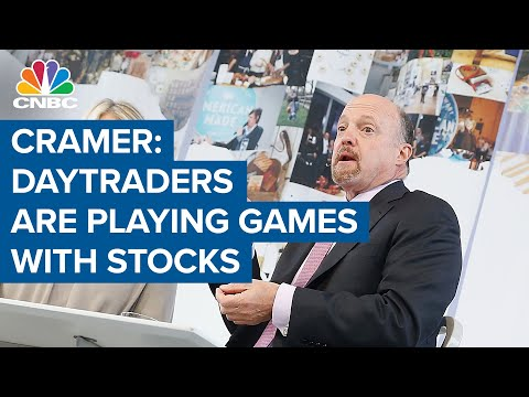 Jim Cramer: 'I've never seen such games played with stocks'