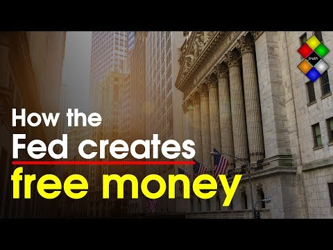 How the Fed creates free money for big banks, CEOs and billionaires